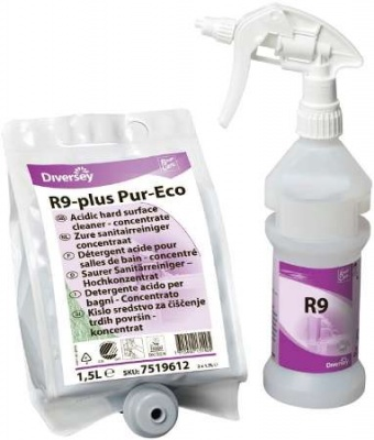 Sanitarinis valiklis Room Care R9-plus Pur-Eco, 1,5l