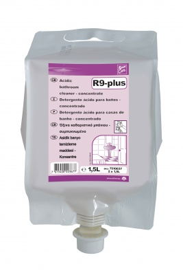Sanitarinis valiklis Room Care R9-plus, 1,5l