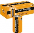Baterijos Duracell Industrial D, 10vnt.
